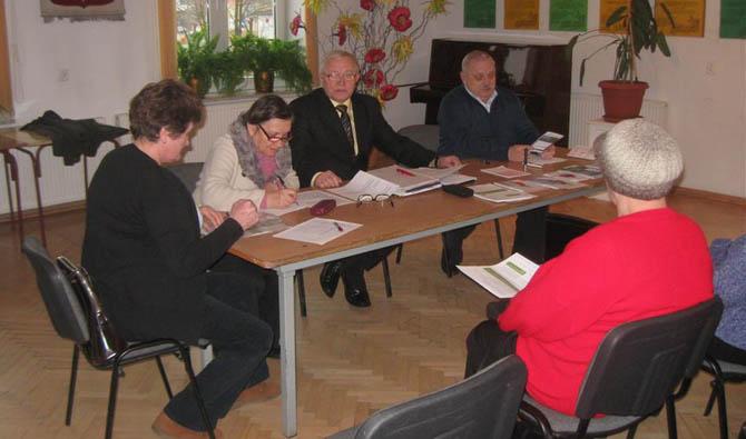 Spotkanie edukacyjne w Tarnogrodzkiej Szkole Cukrzycy
