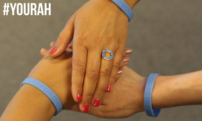 Projekt YOURAH (Youth to Raise Awareness and promote Healthy living with diabetes)